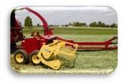 Pull-Type Forage Harvesters
